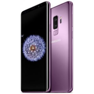 Preowned Galaxy S9plus