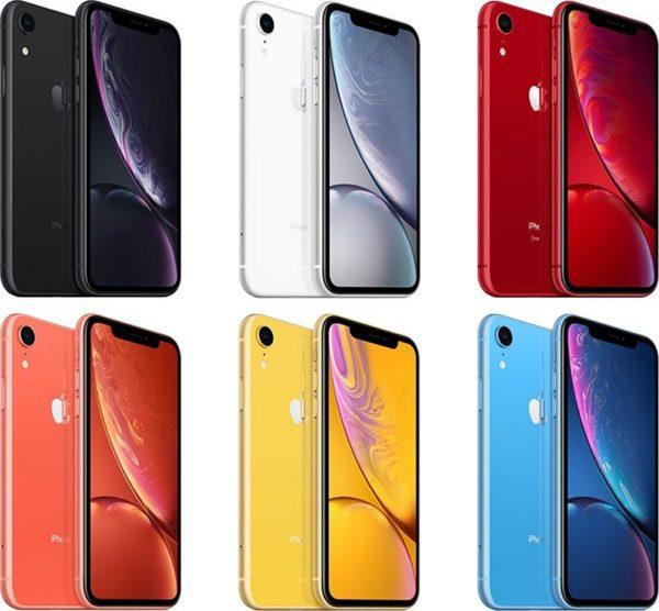 NEW iPhone XR DUAL SIM
